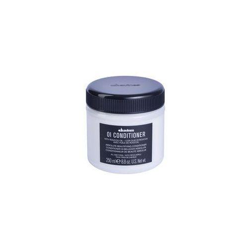 Davines oi roucou oil odżywka do wszystkich rodzajów włosów (absolute beautifying conditioner) 250 ml