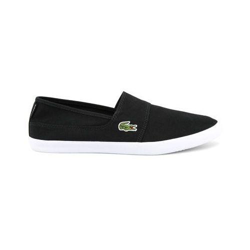 Płaskie buty męskie LACOSTE - 733CAM1071_MARICE-28, 733CAM1071_MARICE_BLACK-42