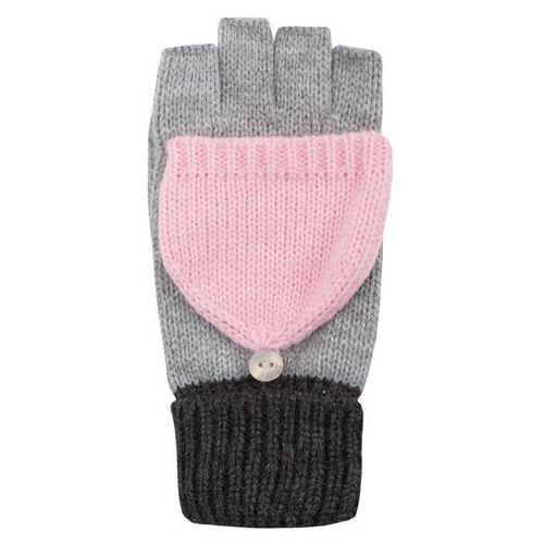 dziewczęce rękawiczki j4z17 jredd101 szary jasny xs marki 4f