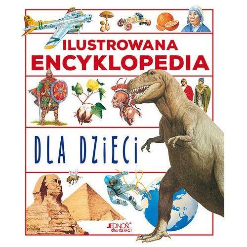 Ilustrowana encyklopedia dla dzieci, oprawa twarda
