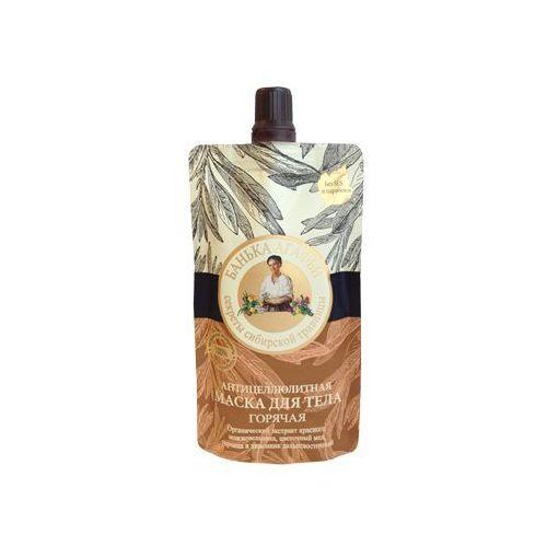 Babuszka agafia cukrowy antycellilitowy scrub do ciała (łaźnia agafii) 100ml marki Pierwoje reszenie, rosja