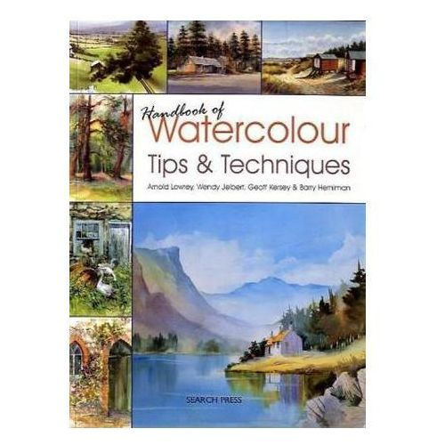 Handbook of Watercolour Tips & Techniques (376 str.)