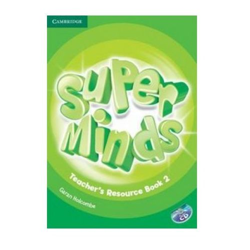 Super Minds 2 Trb With Audio Cd (80 str.)