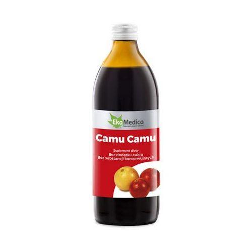 Eka medica camu camu 100% sok z jagód camu camu 500ml marki Eko medica