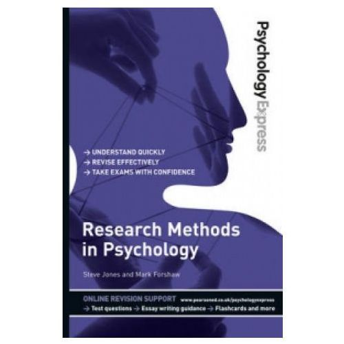 Psychology Express: Research Methods in Psychology (Undergraduate Revision Guide)