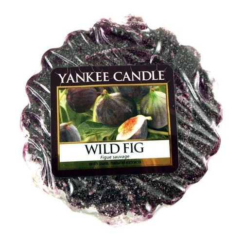 Wosk Zapachowy - Wild Fig - 22g - Yankee Candle