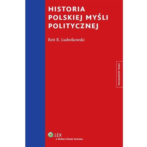 Historia polskiej myśli politycznej (2012)