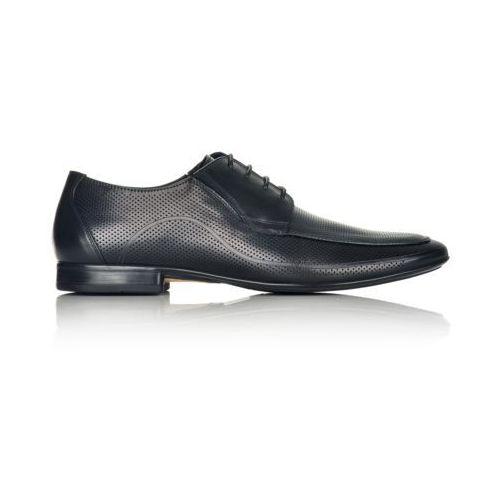 Czarne buty casual