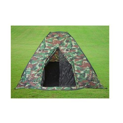 Somoroskładający się namiot 4-osobowy, turystyczny (moro). marki Sports equipment