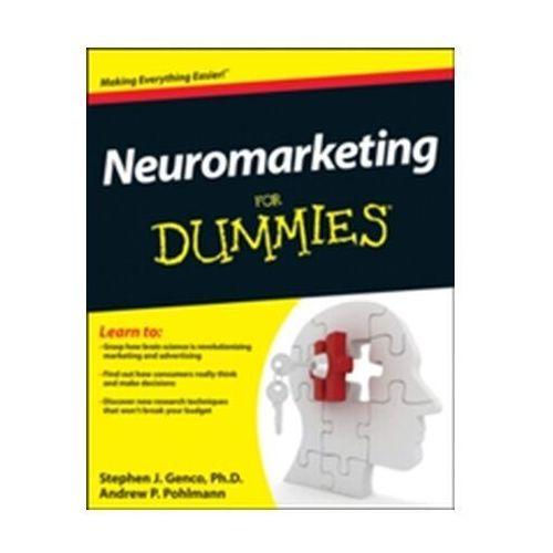 Neuromarketing For Dummies (9781118518588)