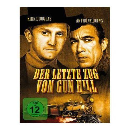 M.m.v Ostatni pociąg z gun hill [dvd] (4010884527605)