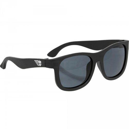 Babiators Navigator Okulary przeciwsłoneczne dla dzieci (0-2) Black Ops Black