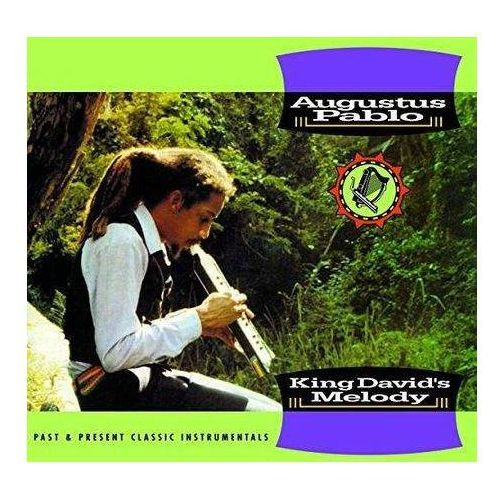 Pablo augustus King david's melody - pablo, augustus (płyta cd)