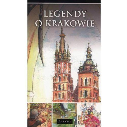 Legendy o Krakowie BR w.2017 (9788377203675)
