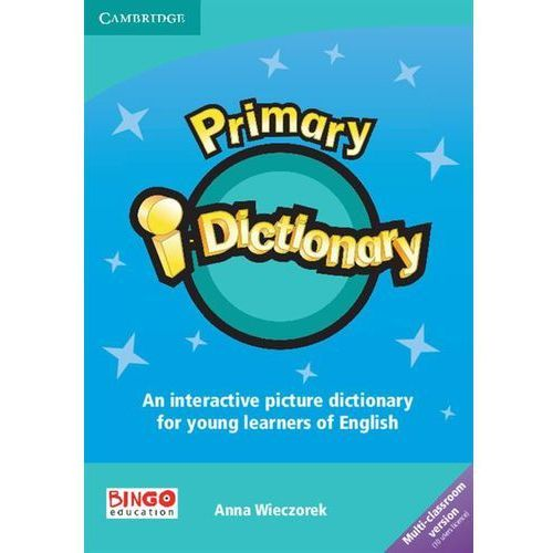Primary i-Dictionary Level 1 CD-ROM (Up to 10 classrooms), CAMBRIDGE UNIVERSITY PRESS