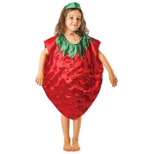 Strój truskawka - przebrania, kostiumy dla dzieci marki Gama ewa kraszek