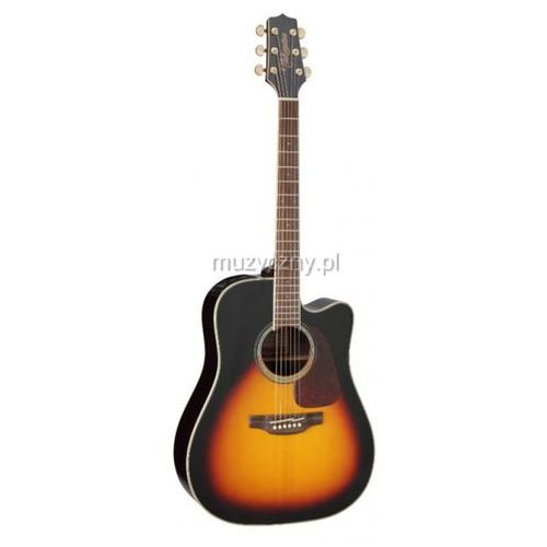 Takamine gn71ce-bsb gitara elektroakustyczna sunburst