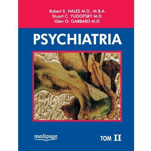 Psychiatria Tom II (9788361104308)