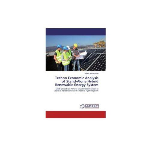 Techno Economic Analysis Of Stand - Alone Hybrid Renewable Energy System, Borhan Azad Hanieh