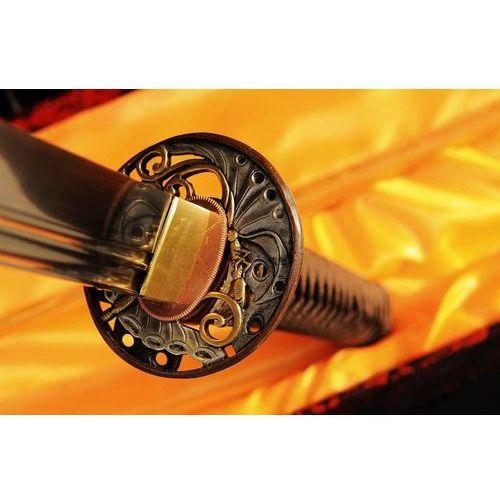 Miecz japoński samurajski ninja do treningu, stal wysokowęglowa 1095, r328 marki Kuźnia mieczy samurajskich