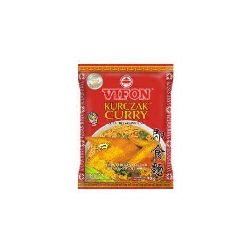 Tan viet Zupa błyskawiczna kurczak curry o smaku kurczaka ostra 70 g vifon