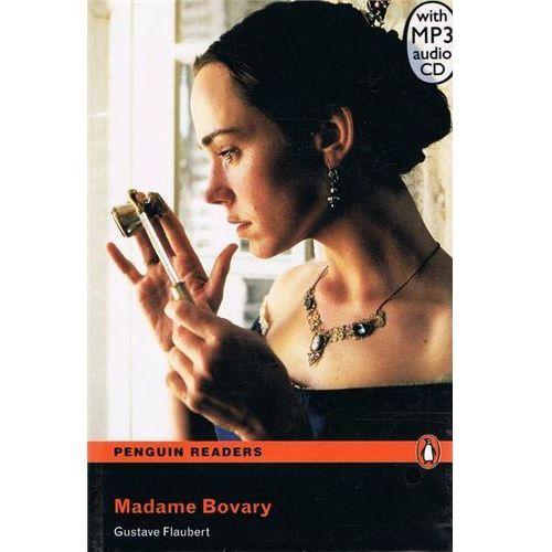 Madame Bovary + CD. Penguin Readers, oprawa miękka