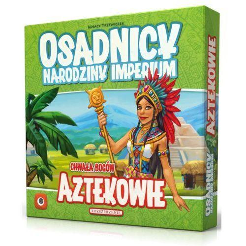 Osadnicy aztekowie pl marki Portal games