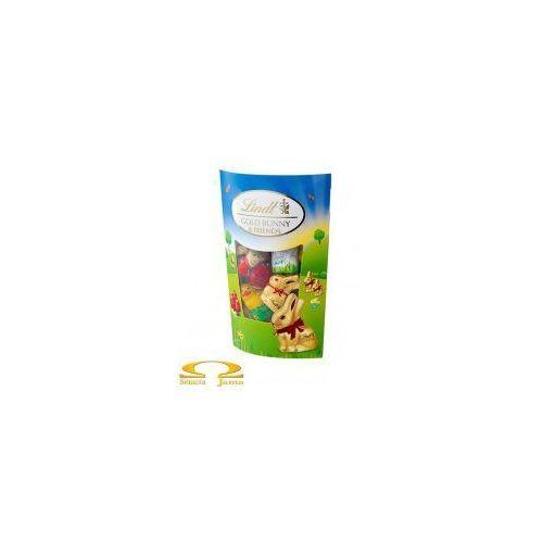 Figurki Czekoladowe Lindt Gold Bunny&Friends 150g
