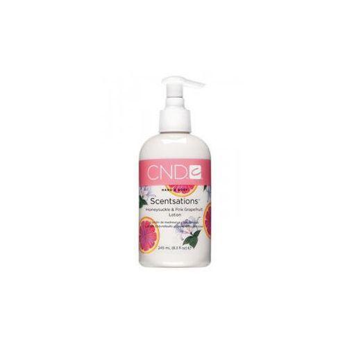 scentsations balsam wiciokrzew i różowy grejpfrutu 245 ml marki Cnd
