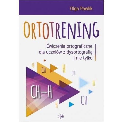 Ortotrening CH-H - Olga Pawlik - książka (9788380803121)