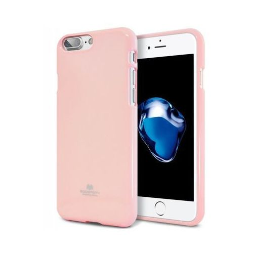 Mercury Etui JELLY Case iPhone 8 jasnoróżowy, 1_635681