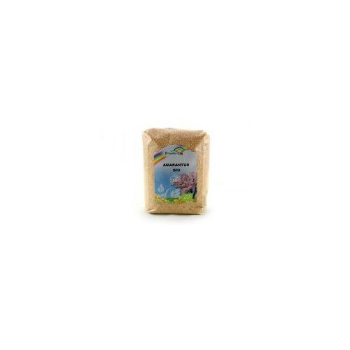 Amarantus Nasiona (ziarno amarantusa) BIO 500g BIOEDEN, 5901669449344
