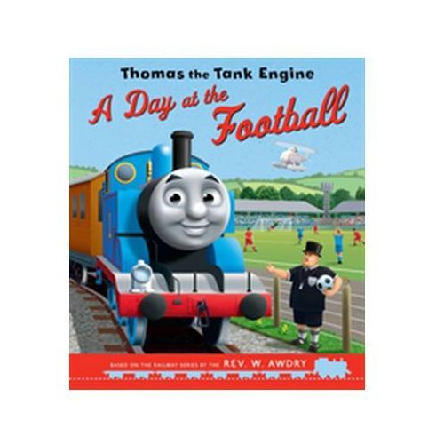 Thomas the Tank Engine: A Day at the Football (9781405289238)