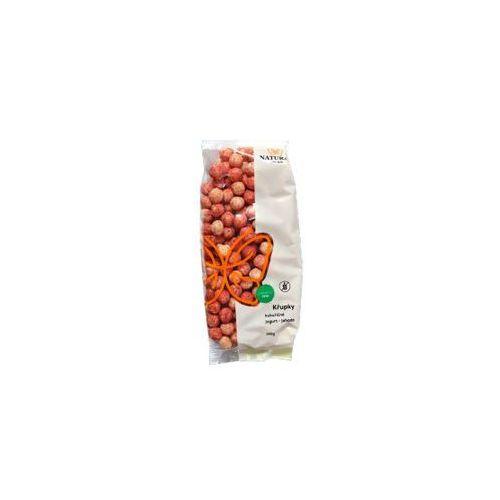 Natural Przecena chrupki kukurydziane z truskawkami150 g