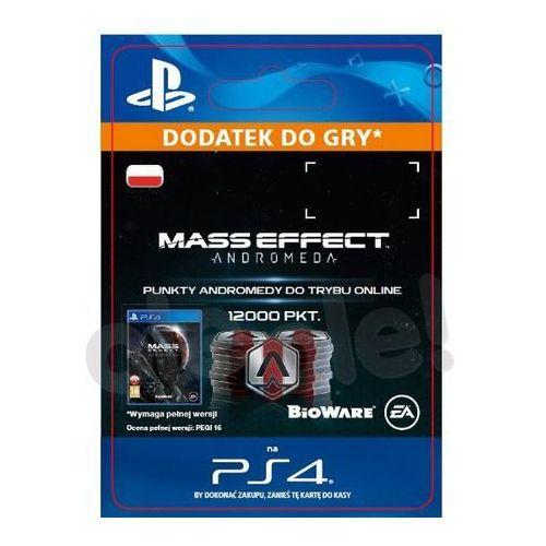 Mass effect andromeda 12000 pkt [kod aktywacyjny] marki Sony