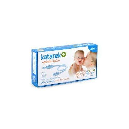 Katarek Plus od urodzenia aspirator do nosa - sprawdź w wybranym sklepie