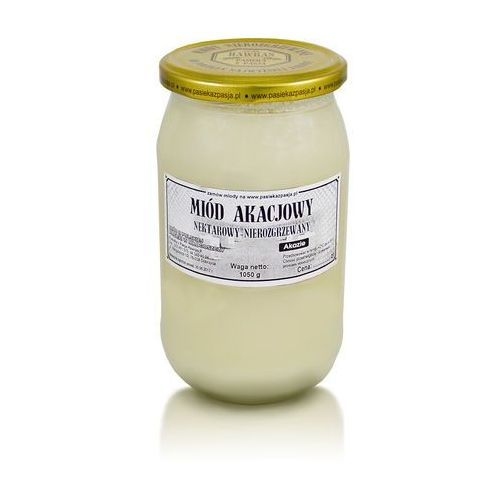Miód akacjowy 1050 g