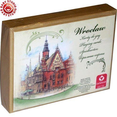 Cartamundi Karty wrocław akwarele 2x55 l (5901911001719)
