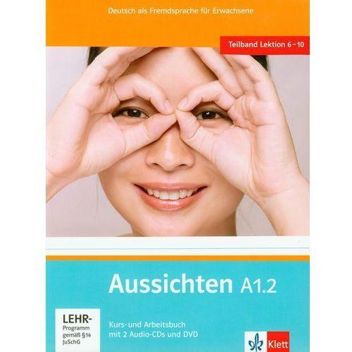 Aussichten A1.2 Kurs Und Arbeitsbuch + 2cd + Dvd (9783126762069)