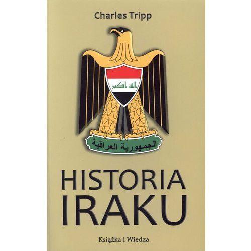 Historia Iraku Tripp Charles (9788305135672)