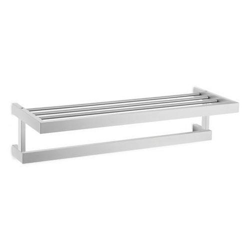 Półka łazienkowa Zack Linea mat 15 x 61 x 23 cm - sprawdź w All4home