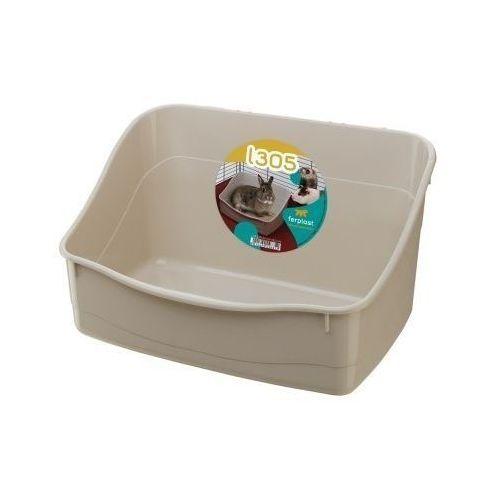 Ferplast toaleta dla dużych gryzoni i królików l305