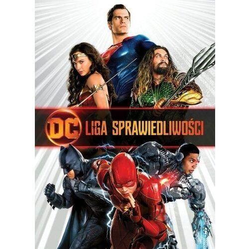 Zack snyder Liga sprawiedliwości (dvd) kolekcja dc (płyta dvd)