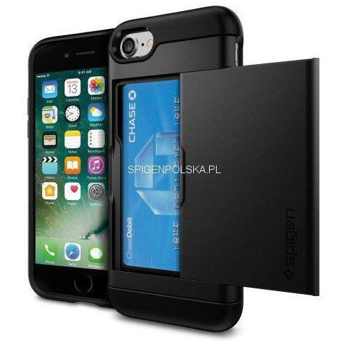 Spigen Slim Armor CS 042CS20455 iPhone 7 (czarny) (8809466645716)