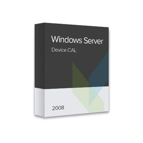 Windows server 2008 device cal elektroniczna marki Microsoft