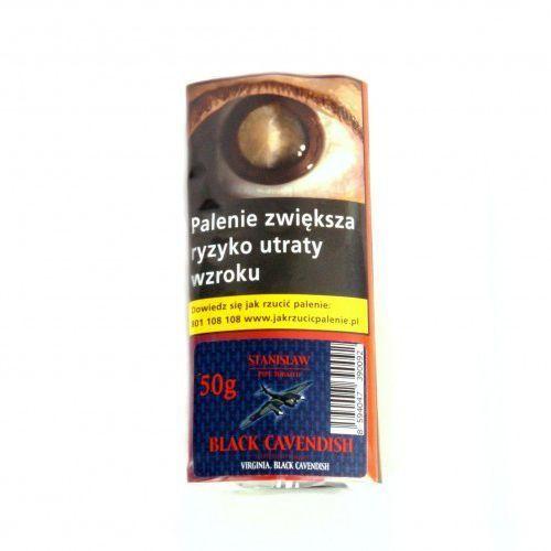 Tytoń fajkowy Stanislaw Black Cavendish 50g