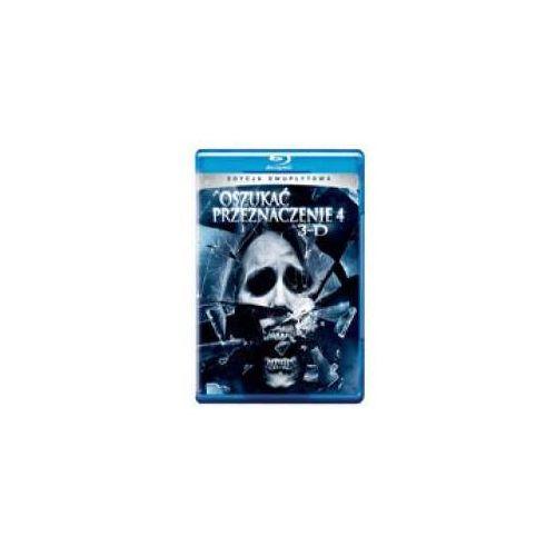 Galapagos films Oszukać przeznaczenie 4 (bd) 7321999085513 (7321999085513)