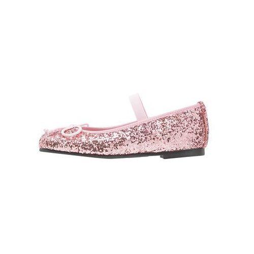 Pretty Ballerinas Baleriny z zapięciem kylie pink/patsy blok, kolor różowy