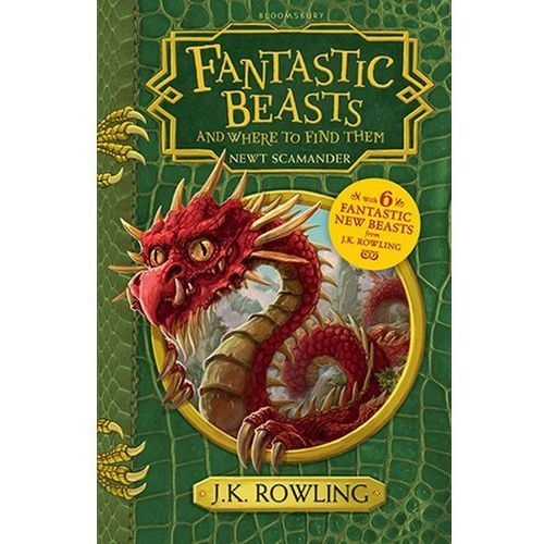 Fantastic Beasts & Where to Find Them (144 str.)
