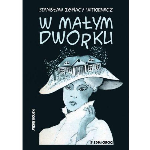 W małym dworku - Stanisław Ignacy Witkiewicz, oprawa miękka